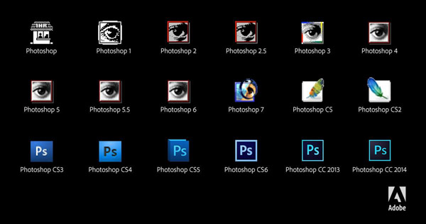PS icons