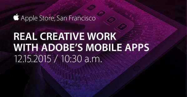 AdobeMobileApps SF Facebook