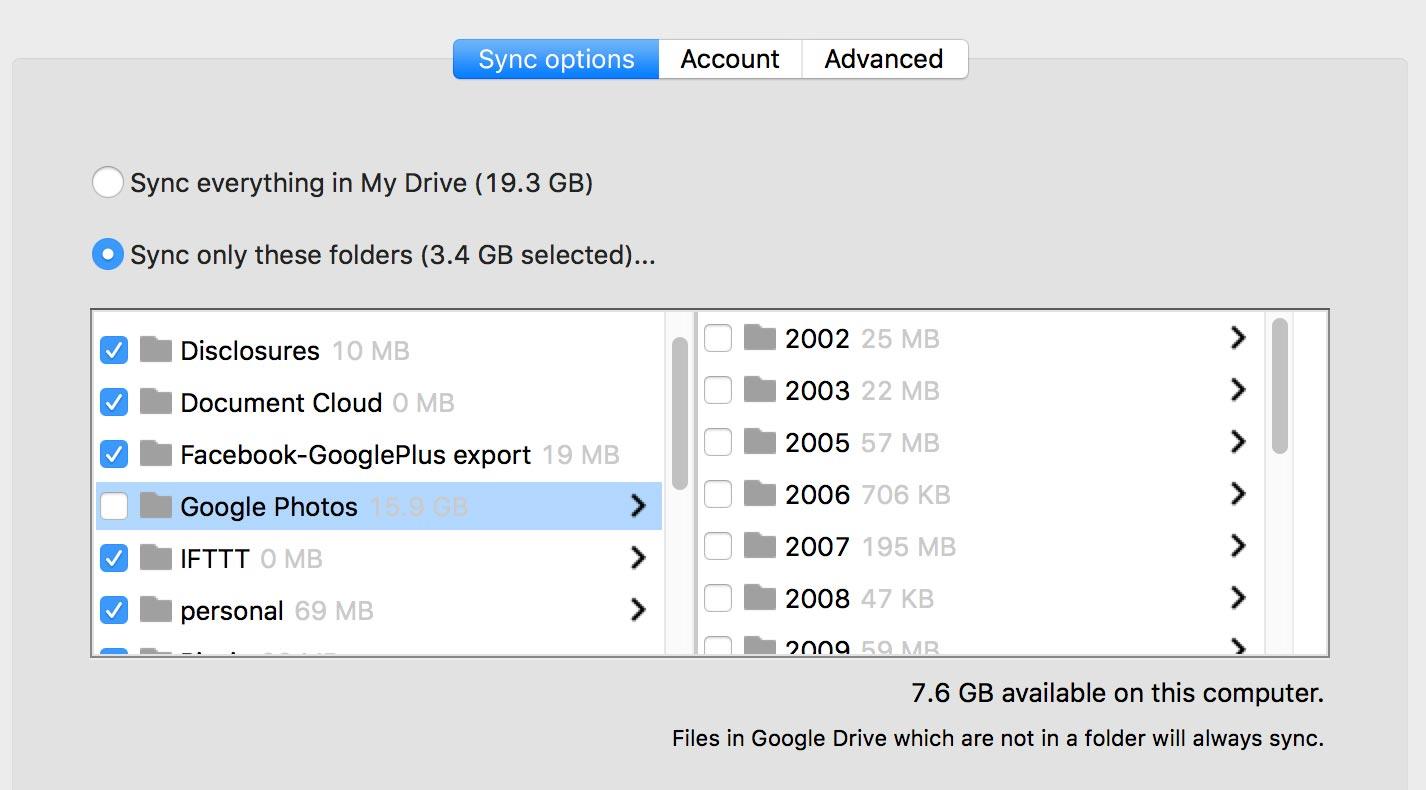 google-drive-folder-deselect